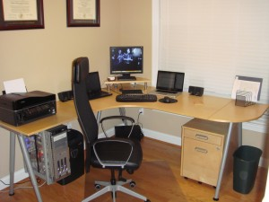 How To Create The Perfect Home Office Part 1 The Desk And Furniture 183 Brian